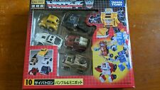 Takara Transformers Encore #10: Minibots Collection - Used