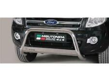 FORD RANGER 2012> BULL BAR Medium Ø 63mm INOX