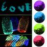 Noctilucent Sand Luminous Gravel Fluorescent Particles Party Decoration DIY 1Bag