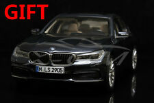 Car Model BMW All New 7 Series 750 Li 2017 1:18 (Grey) + SMALL GIFT!!!!!!!