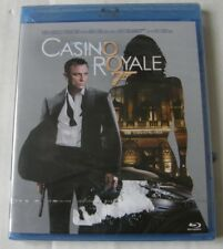 BLU RAY CASINO ROYALE - JAMES BOND 007 - Daniel CRAIG / Eva GREEN - NEUF