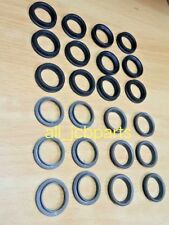 Jcb Control Valve Kit Spool & Wiper Seals 24 Pcs Part No.25/975703 25/975704