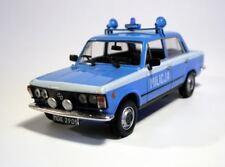 FIAT 125 P MILICJA POLICE  ( 1984 ) - 1/43 - IXO/IST -- NEW