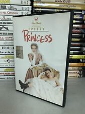 PRETTY PRINCESS - DVD DISNEY ITA - Ologramma Tondo Orginale Usato