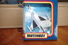 MATCHBOX SKYBUSTERS AVION SB-24 F16 NEUF EN BOITE
