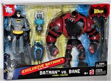 DC The Batman - Exclusive Batman vs Bane MIB
