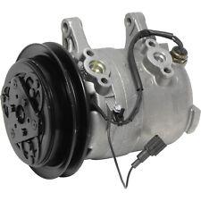 AC Compressor Fits Nissan D21 86-94 Pathfinder 87-95 Pickup 95 OEM NVR140S 57440