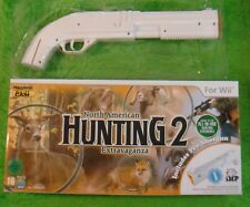 wii PRO SHOTGUN SAWN OFF BLUNDERBUSS LOOK NEW Gun Shooter NO GAME