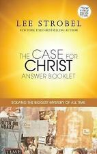 The Case for Christ Answer Booklet (Paperback or Softback)