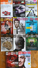 Wired Magazine Lot 2011 Jan Feb Mar Apr May Jun July Aug Sep Oct Dec 11 issues