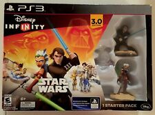 DISNEY INFINITY 3.0 EDITION STAR WARS STARTER PACK PS3 Playstation 3