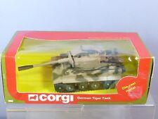 """CORGI TOYS MODEL  No.900 PzKpfw TIGER Mk1 TANK  """"FINAL VERSION BOX""""      MIB"""