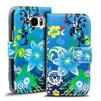 Motiv Tasche Samsung Galaxy S8 Flip Case Schutz Hülle Handy Etui Wallet Cover