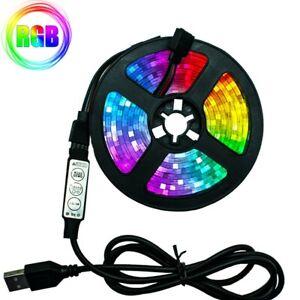 LED Strip Light Flexible Lamp Tape Diode SMD 2835 DC5V Desk Screen TV Background