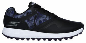 Skechers Womens Go Golf Max-Draw Golf Shoes 14875 BKPR Black/Purple Ladies New