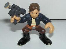 "Star Wars Bespin Han Solo Galactic Heroes Series 2-1/2"" Scale Hasbro 2004"