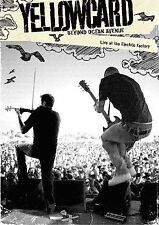 Beyond Ocean Avenue: Live at the Electric Factory [Limited] by Yellowcard Dvd