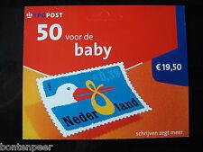 MAILER HB 2047B 50 VOOR DE BABY L FOSFOR CAT.WRD. 100,00 EURO SCHAARS !!
