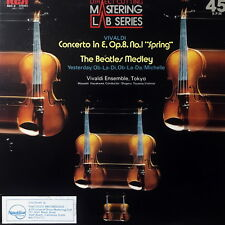AUDIOPHILE 45RPM - VIVALDI ENSEMBLE / Vivaldi Spring Concerto / RCA RDC-2
