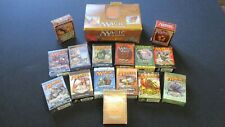 MtG EMPTY Magic Boxes, Wrappers, Accessories -MULTILIST historic collectable CR6
