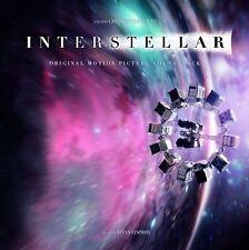 HANS ZIMMER Interstellar Soundtrack LP Vinyl NEW 2015