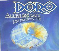 Doro Alles ist gut (1993) [Maxi-CD]