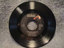 "45 RPM 7"" Record Steve Wariner Lonely Women Make Good Lovers 1983 RCA PB-13691"