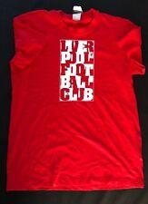 Adidas Size M LIVERPOOL FOOTBALL CLUB Tee T-Shirt Soccer BNWT BARGAIN