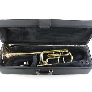 Bach Model TBSOL210 'Soloist' Intermediate Trombone SN 498796 DEMO MODEL