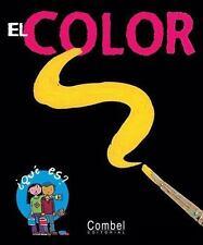 El color (Que es? series)-ExLibrary