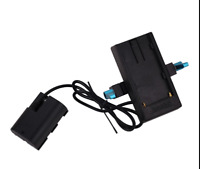 Power Supply Plate for Sony NP-F970 battery F Canon EOS 5D 7D 6D II III 15mm Rod