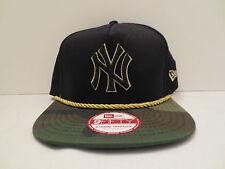 NEW ERA MLB NEW YORK YANKEES HIDDEN METALLIC CAMO A-FRAME SNAPBACK CAP HAT NWT