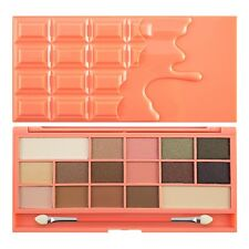 Makeup Revolution I Heart Makeup  Eyeshadow Palette Chocolate and Peaches