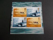 QEII Prestige Broschüre Im bereich SG 2203ab Unseen & Unerhört ex-DX27 Super U/M