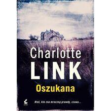 Oszukana, Charlotte Link, Polish Book, Polska Ksiazka