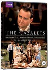 Joanna Page, John McArdle-Cazalets DVD NEW