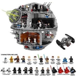 Star War Death Star Compatible with 75159 Set 4116pcs Station Building Block Set