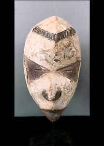 Old Tribal Dan  Mask    ---  Coted'Ivoire