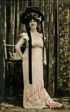 Mystery Opera Star - Tosca - Signed Photo