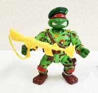 1991 Teenage Mutant Ninja Turtles Raph the Green Teen Beret Action Figure