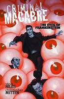 Criminal Macabre Eyes of Frankenstein GN Steve Niles Chris Mitten OOP New NM