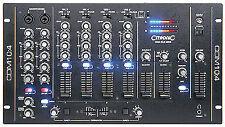 Citronic Cdm10 4 USB Mixer 171.135