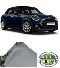 Car Cover Suits Mini Cooper Hatchback to 4.06m Weathertec Ultra Non Scratch Soft