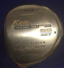 Left Handed 9° King Cobra SS 427 Graphite Shaft Beta Titanium Driver Golf Club