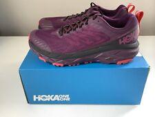 NEW Hoka One One Challenger ATR 5 Women's Running Shoes - Purple - Sz 8.5 D Wide