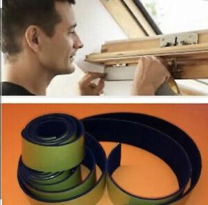 Velux Vent Ventilation Foam Flap Handle 1m.