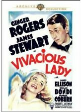 Vivacious Lady 0883316813003 With Ginger Rogers DVD Region 1