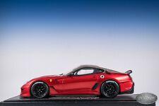 1/18 BBR Ferrari 599XX Metallic Red