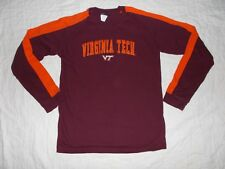 Virginia Unisex TSI Sportswear Virgina Tech Hookies Long Sleeve Size XL 18/20