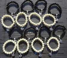 Unbranded Pearl (Imitation) Silver Plated Fashion Bracelets